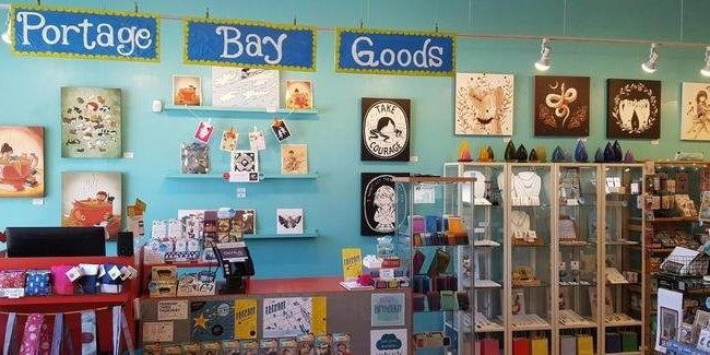 Portage Bay Goods