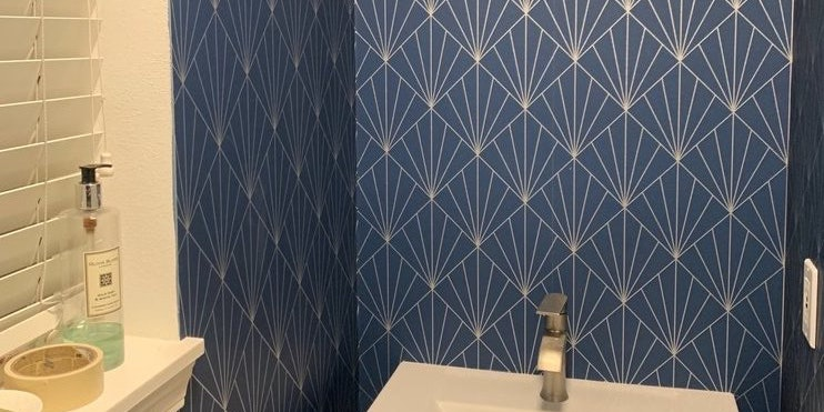 David Wolfe Painting and Wallpaper