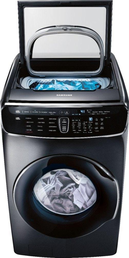Samsung Smart Front Load Washer