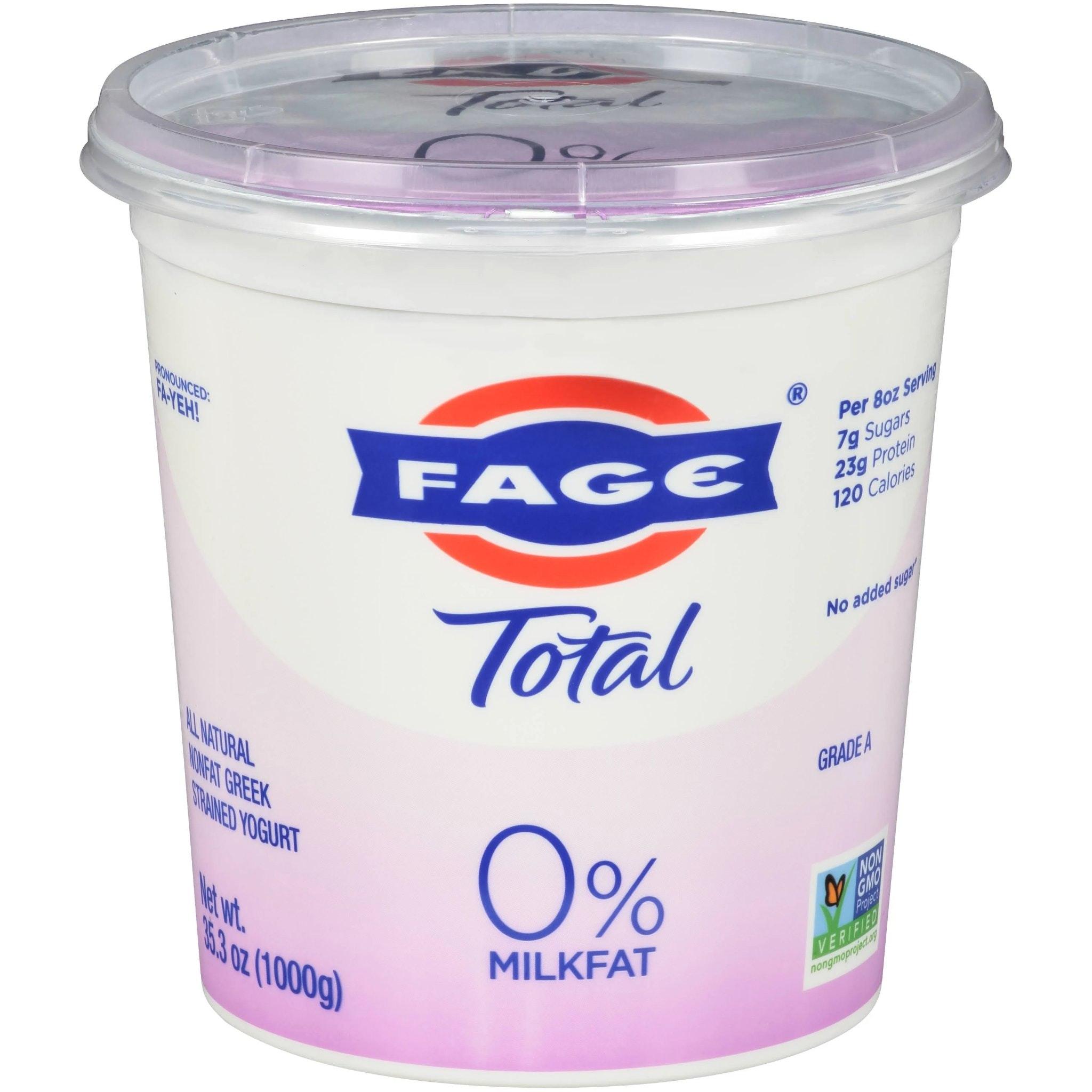 Fage Total Yogurt