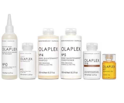 Olaplex Hair System