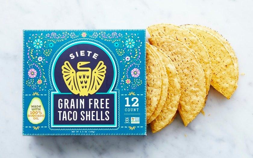 Siete Taco Shells