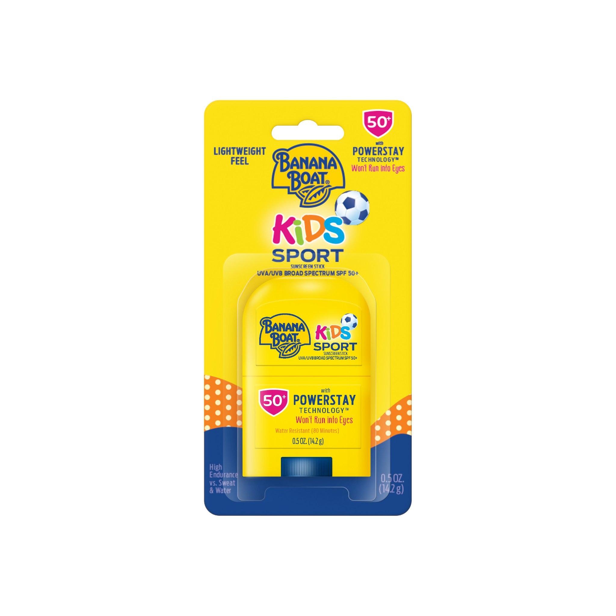 Banana Boat Kids Sport Sunscreen Stick