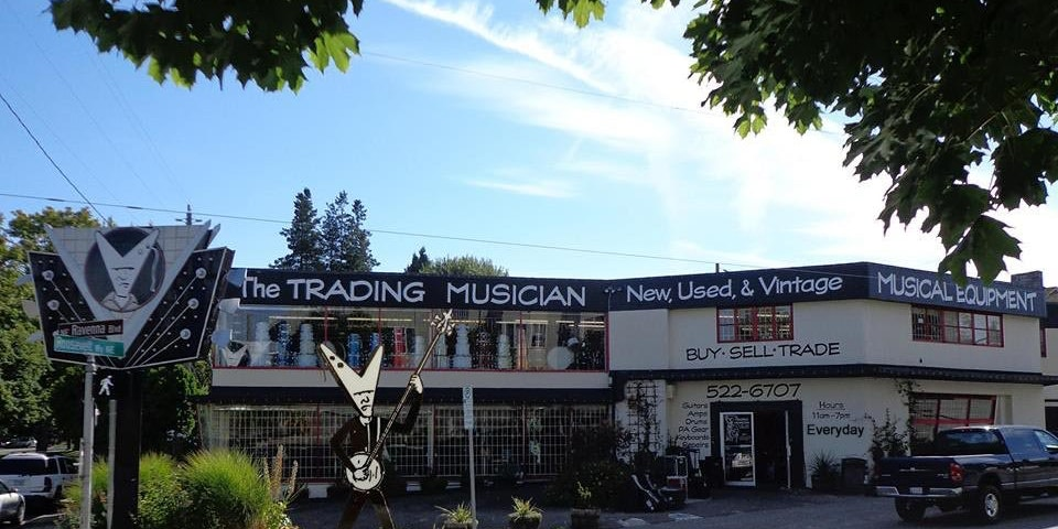 The Trading Musician