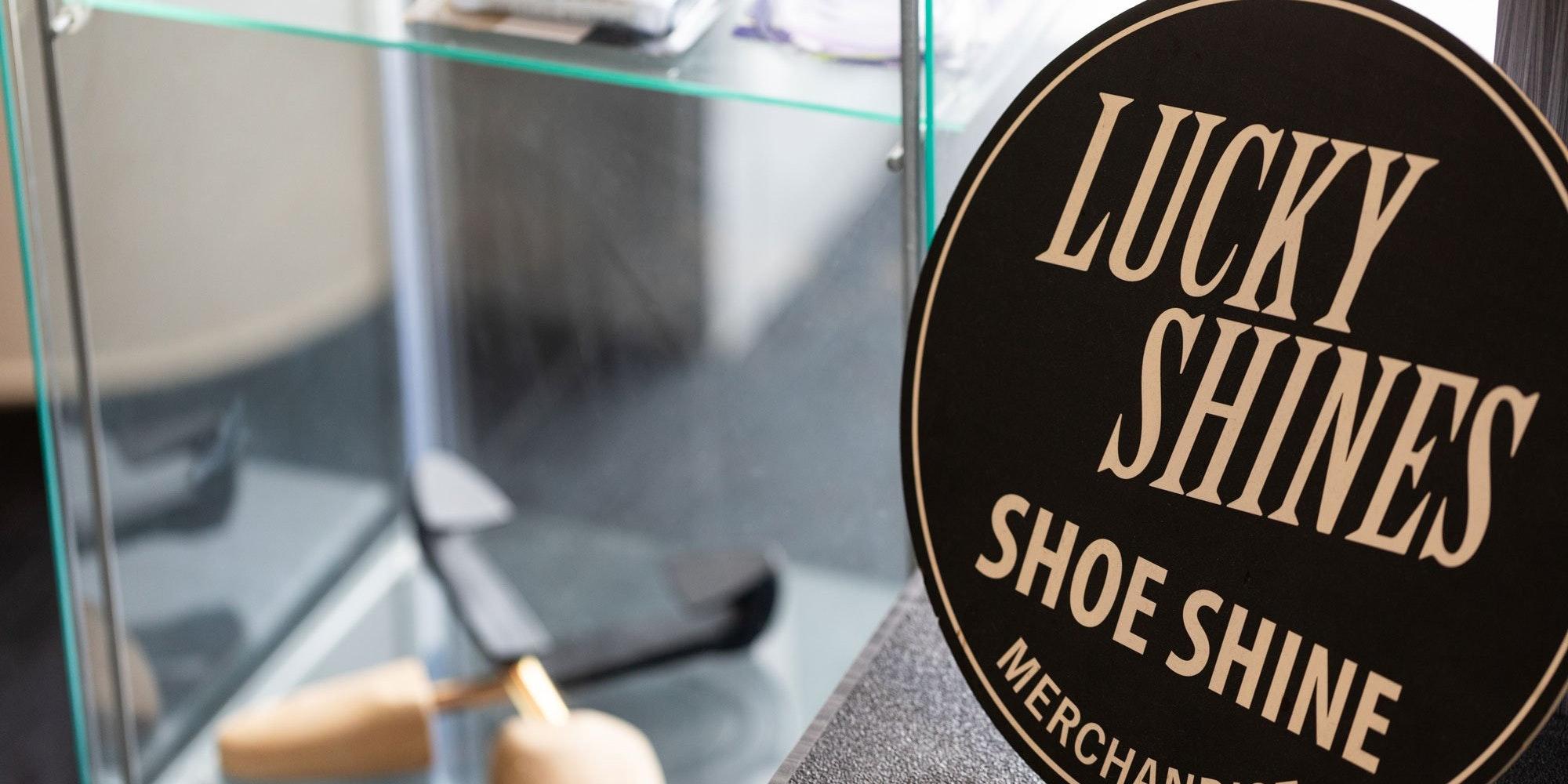 Lucky Shines Shoe Shine