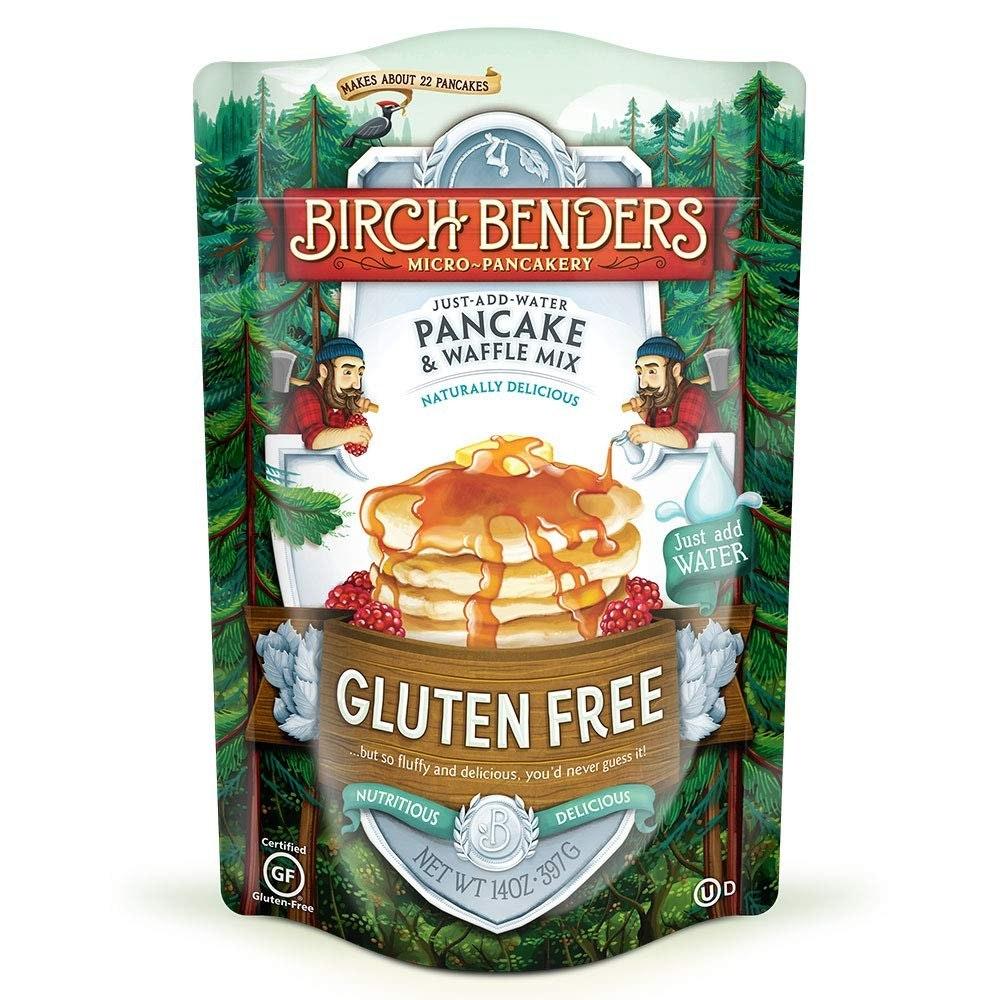 Birch Benders Gluten Free Pancake & Waffle Mix