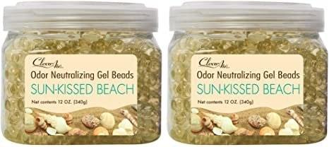 Clear Air Odor Eliminator Gel Beads