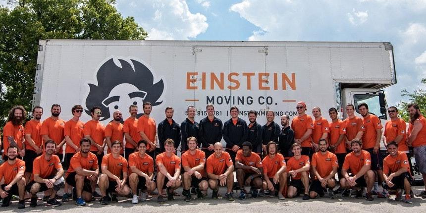 Einstein Moving Company (North Austin)