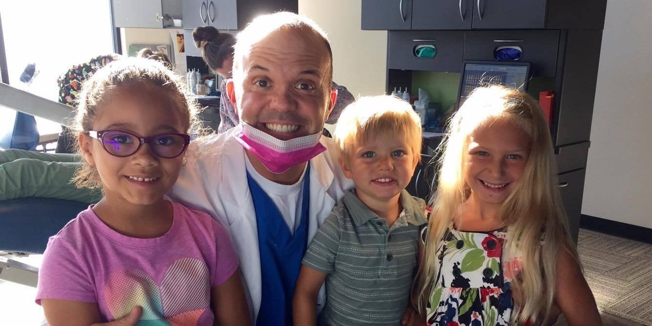 Dr. Jeffrey Marks (N W Pediatric Dentistry)