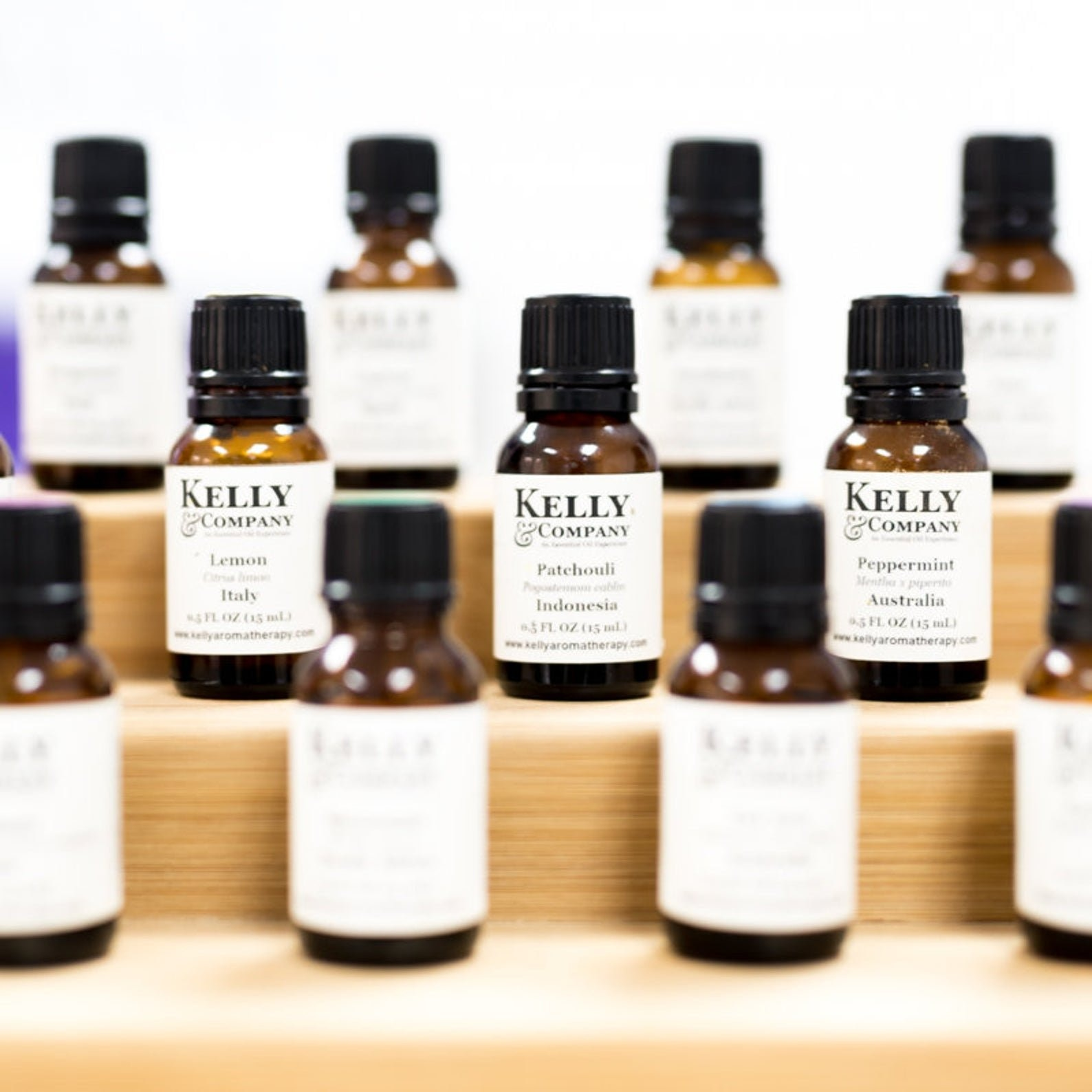 After Sun Lotion by Kelly & Company an Essential Oil Experience
