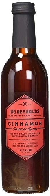 BG Reynolds Syrups