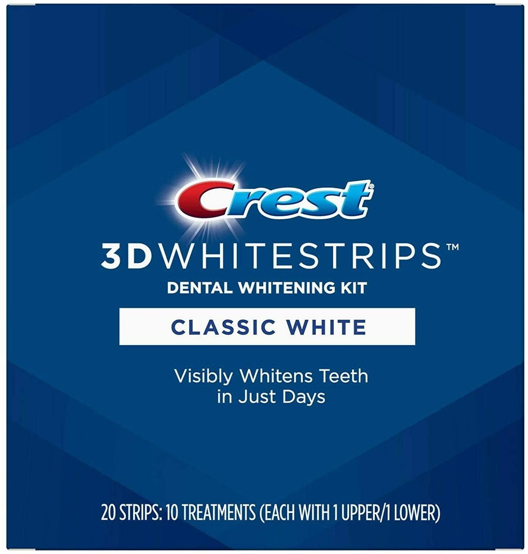 Crest 3d Whitestrips (Classic White)