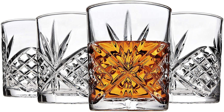 Godinger Dublin Double Old Fashioned Glass
