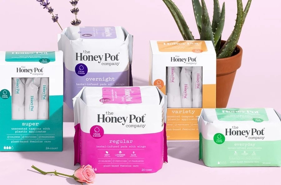 Honey Pot Herbal Pads