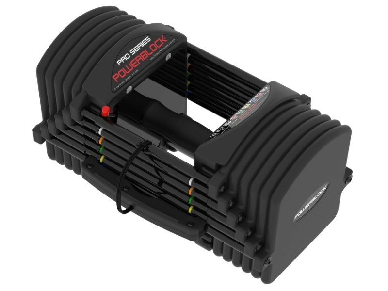 PowerBlock Adjustable Dumbells