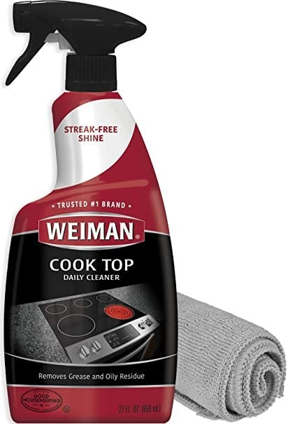 Weiman Cooktop Daily Cleaner