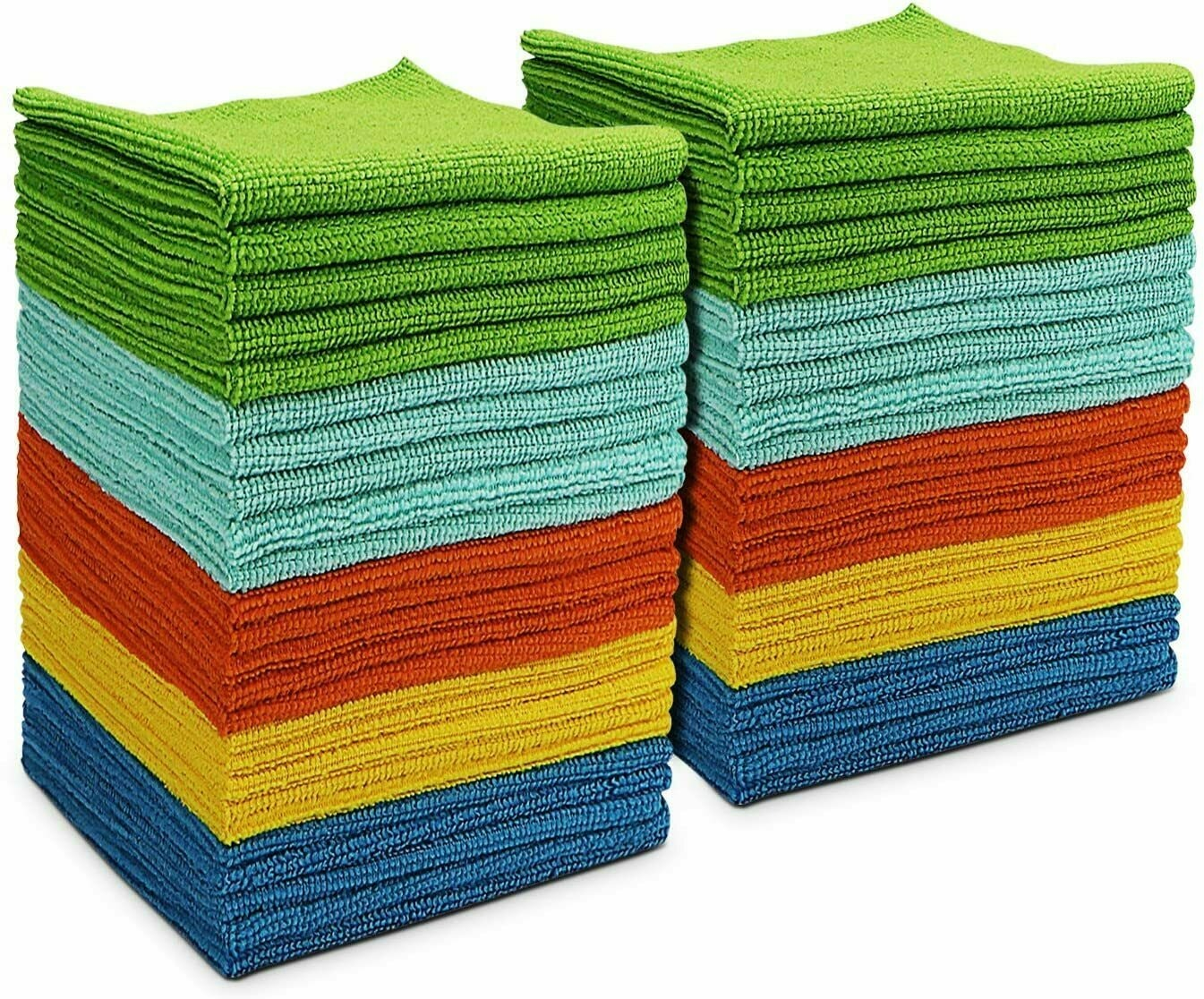 Aidea Microfiber Cleaning Cloths Softer Highly Absorbent