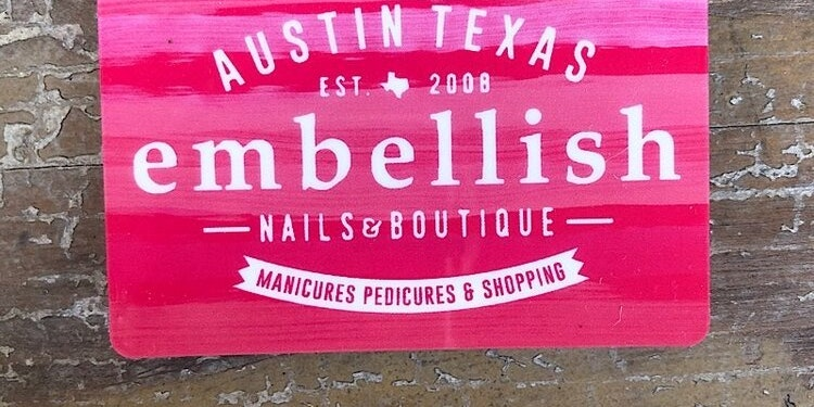 Embellish Nails & Boutique