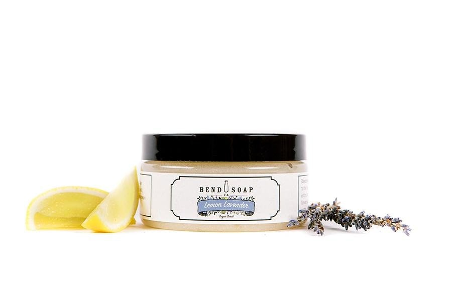 Bend Soap Co. Lemon Lavender Sugar Scrub