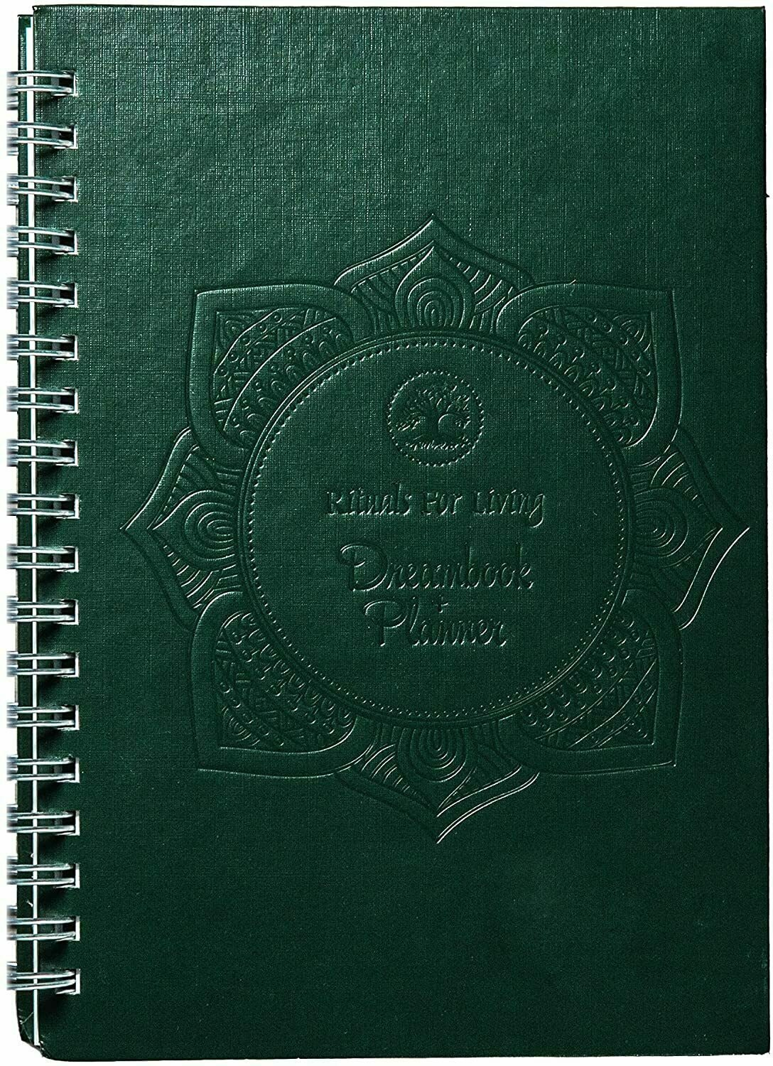 Rituals for Living Dreambook + Planner