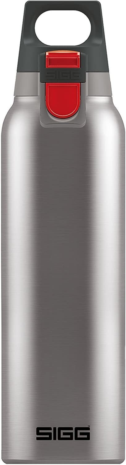 Sigg Hot and Cold One Brushed Drinking Bottle