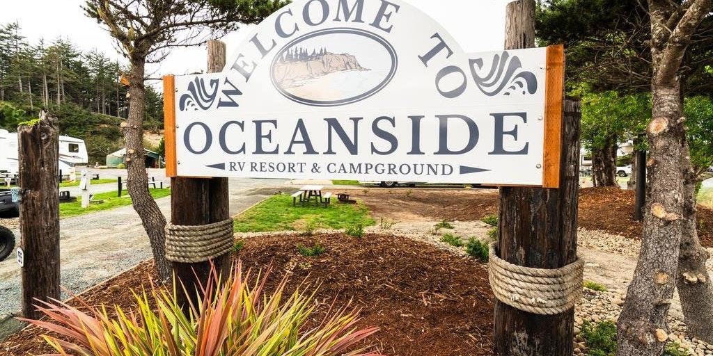Oceanside Beachfront RV Resort