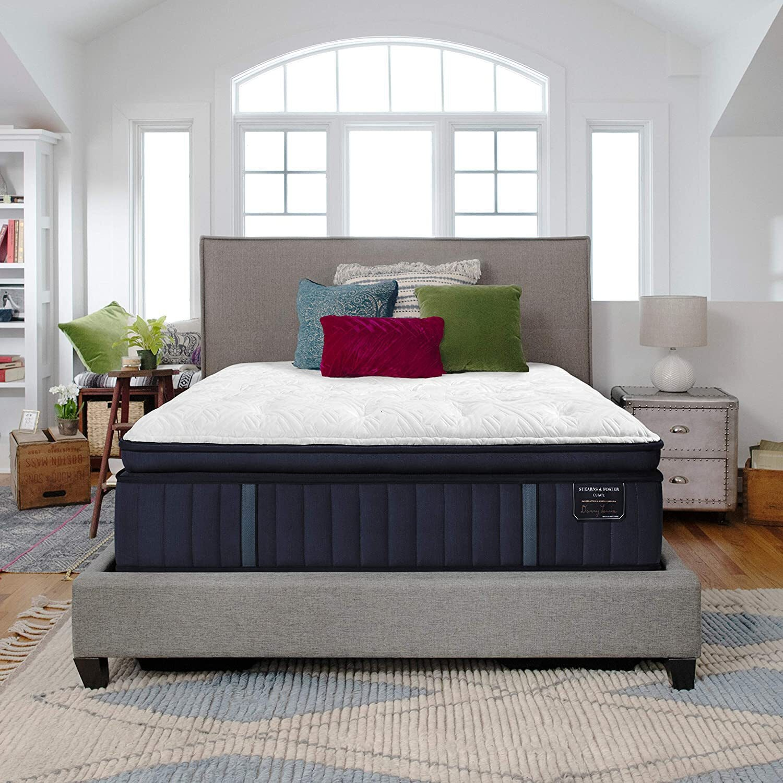 Stearns & Foster Estate Pillow Top Mattress