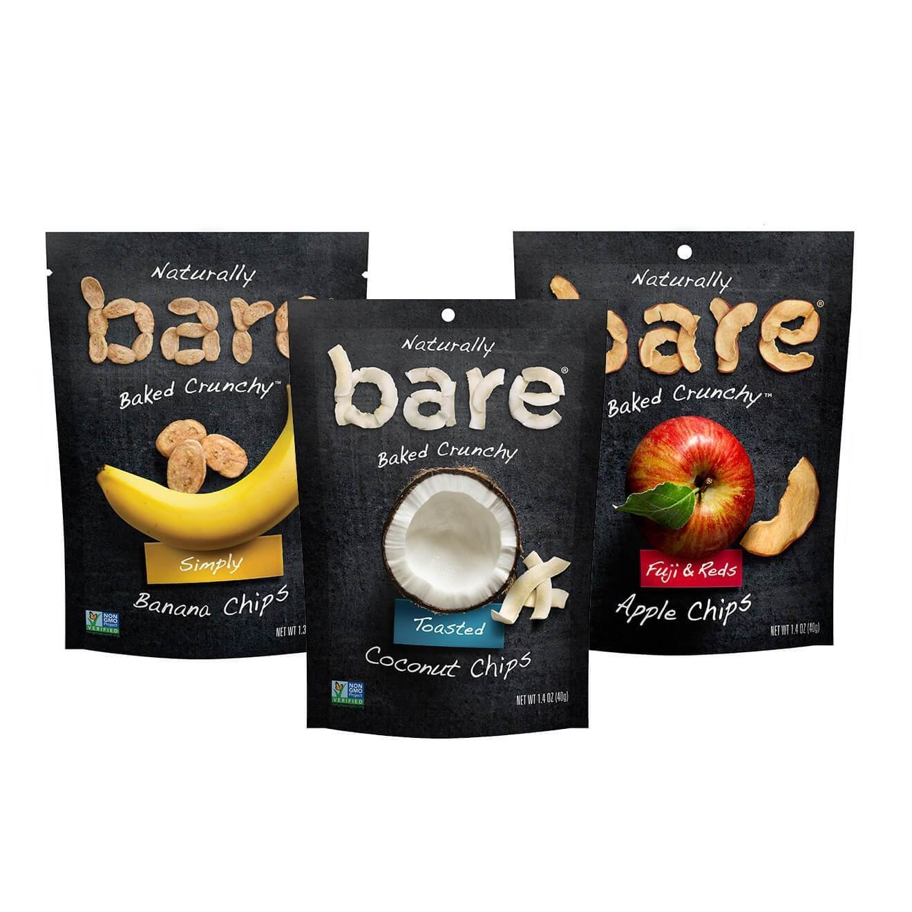 Bare Baked and Crunchy Snacks