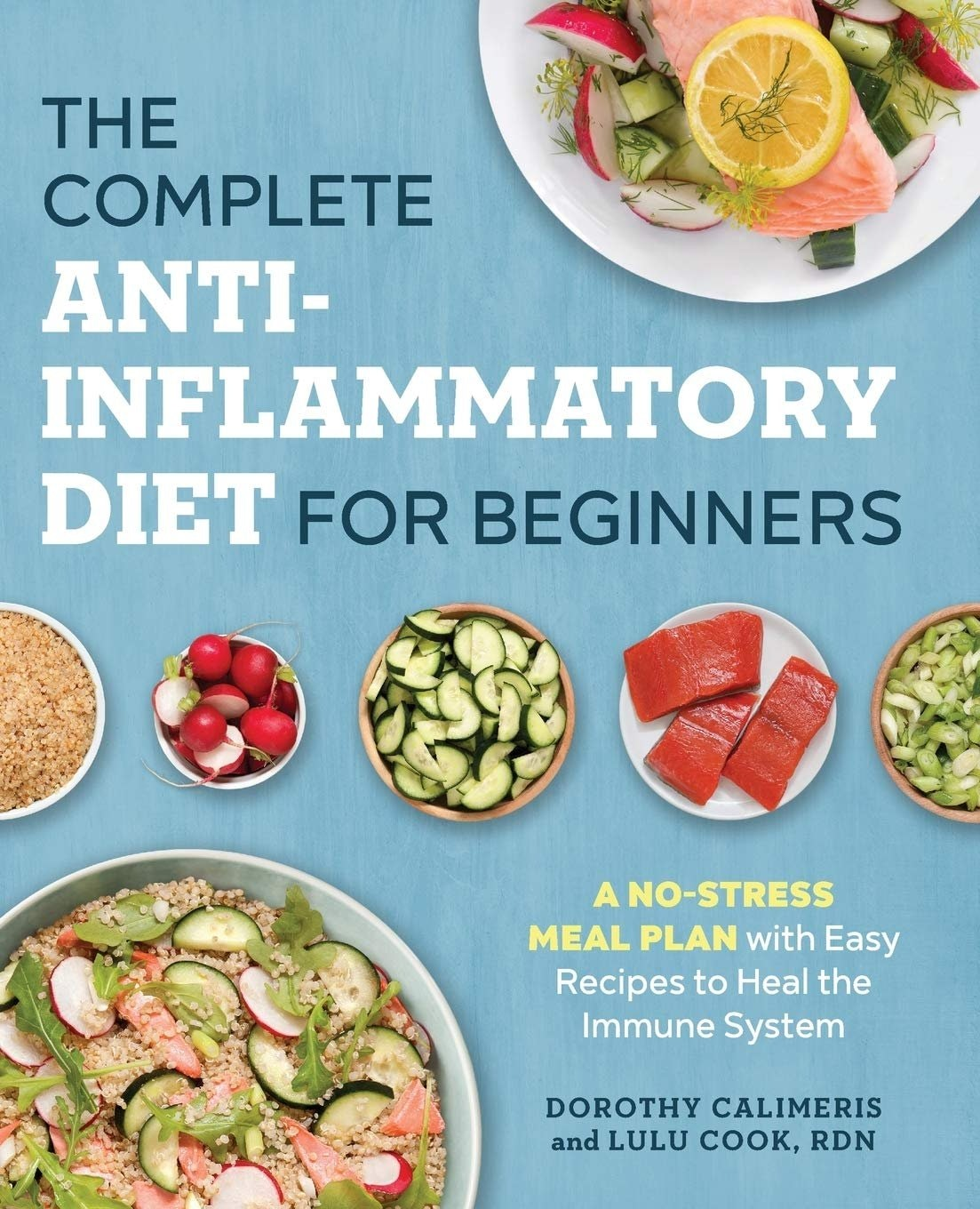 The Complete Anti-Inflamatory Diet for Beginners