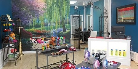 Just Around the Corner Dog Grooming and Boutique