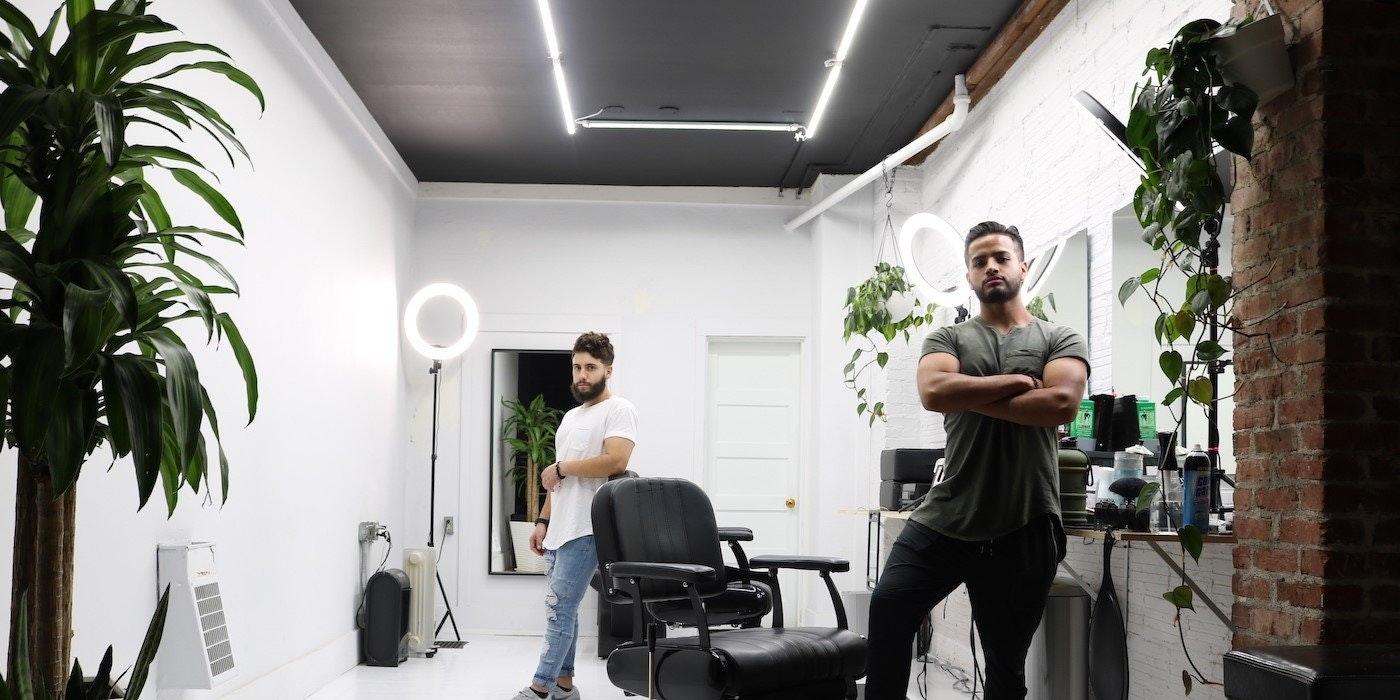 Aura Barber Studio