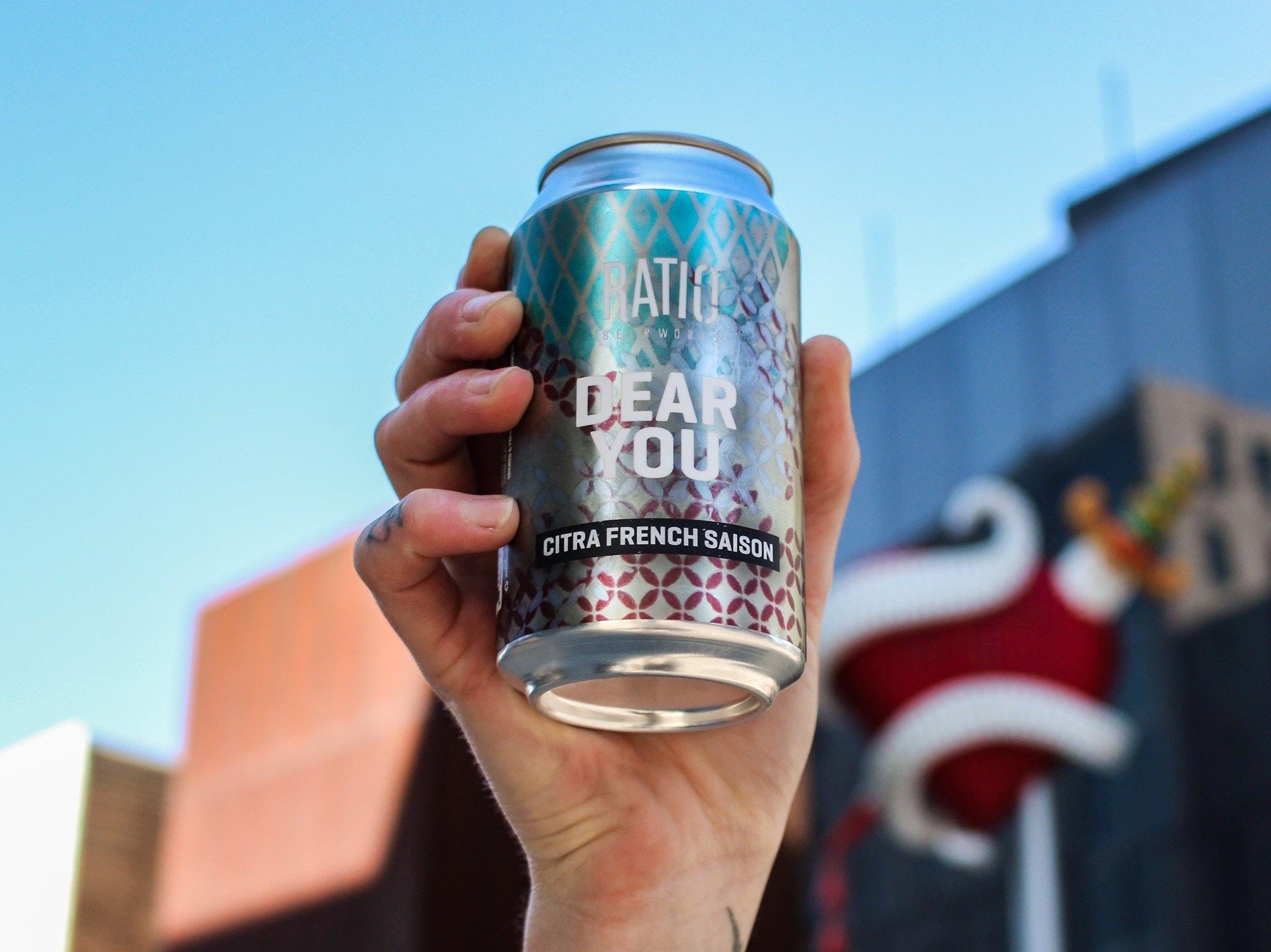 Dear You French Saison - Ratio Beerworks