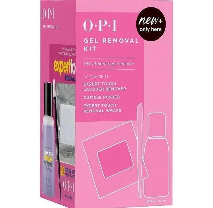 Opi Gel Removal Kit