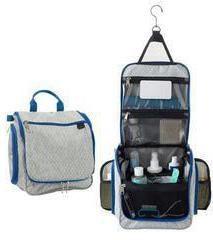 L.L.Bean Personal Organizer Toiletry Bag