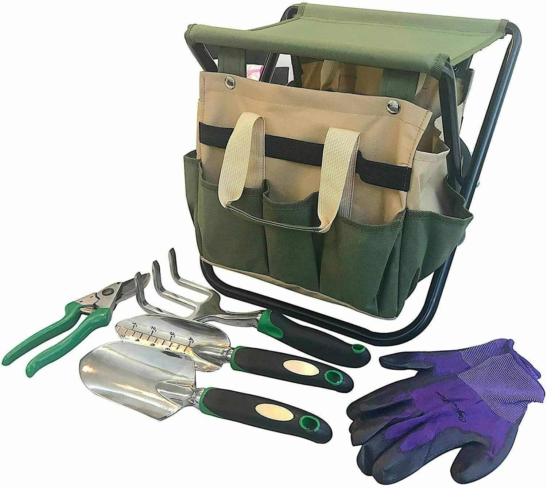 Garden Tools Set Organizer