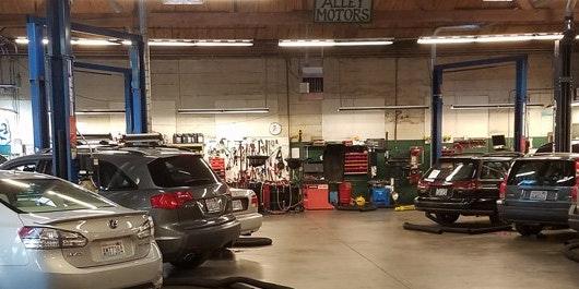 Moss Alley Motors