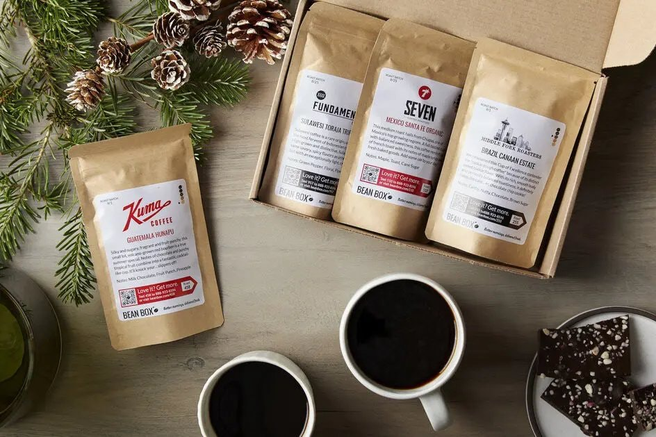 Bean Box Coffee Sampler