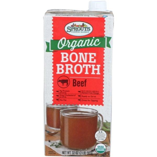 Sprouts Organic Bone Broth