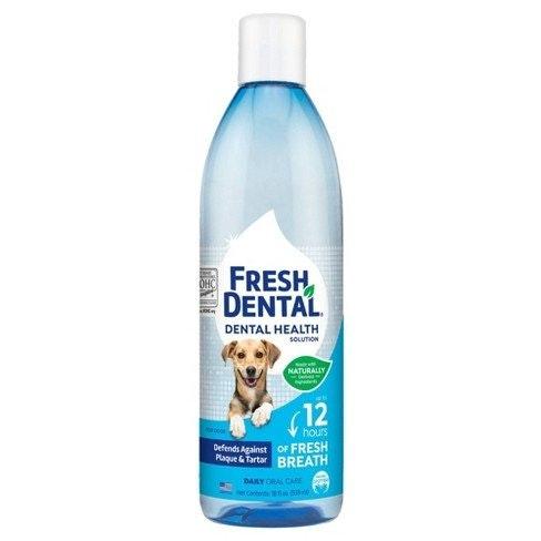 Fresh Dental Health Solution for Dogs