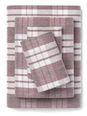 Target Threshold Flannel Sheet Set