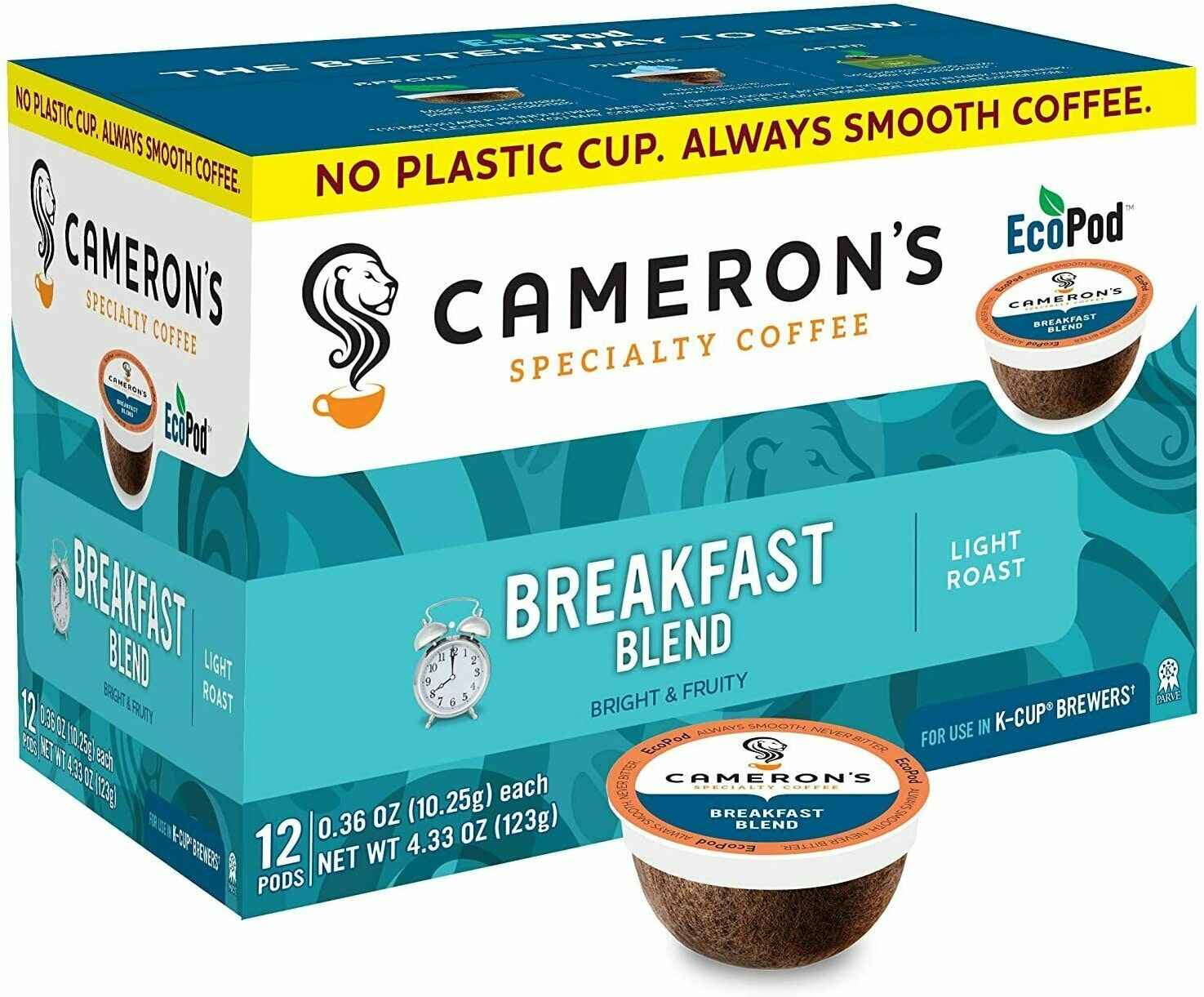 Cameron's Coffee Single Serve Pods