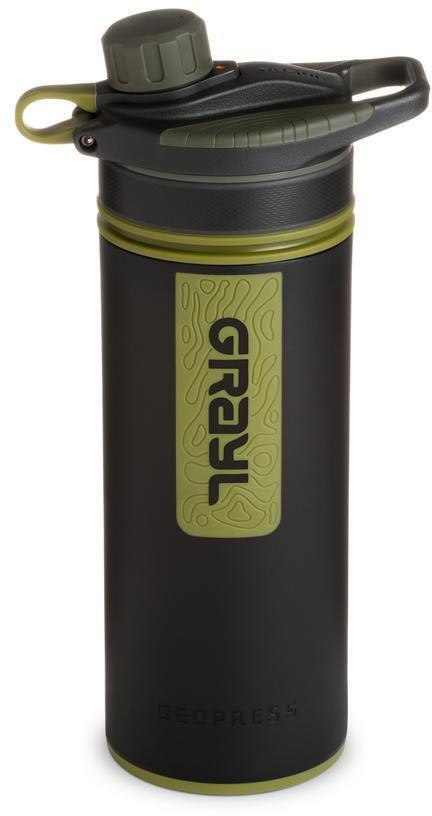 Grayl Geopress Water Bottle