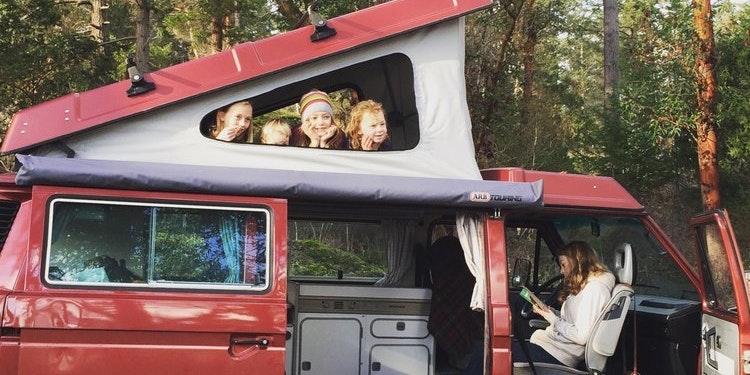 Peace Vans