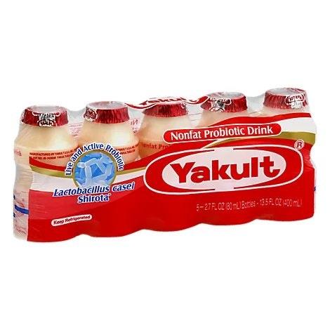 Yakult Probiotic