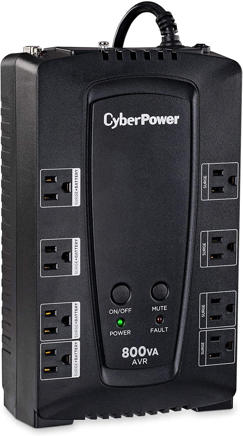 CyberPower Outlets