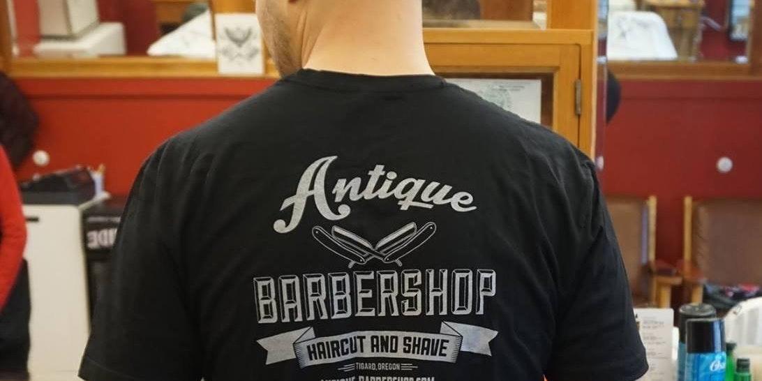 Antique Barbershop