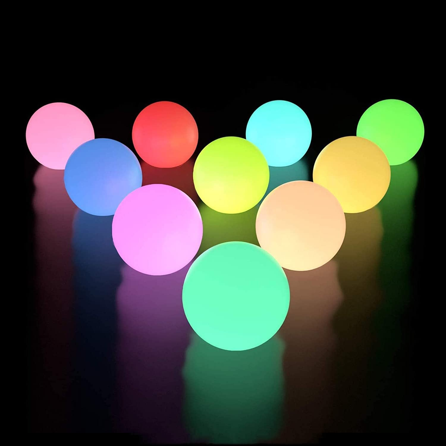 LOFTEK Floating Pool Lights