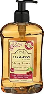 A La Maison Cherry Blossom Hand & Body Soap