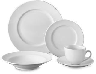 Williams Sonoma Brasserie All-White Dinnerware